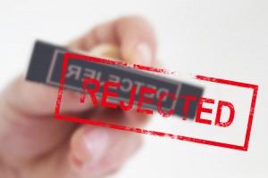 投稿被拒絕時,該怎麼辦?
