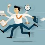 如何分辨工作事項的優先順序,以提高寫作生產力?