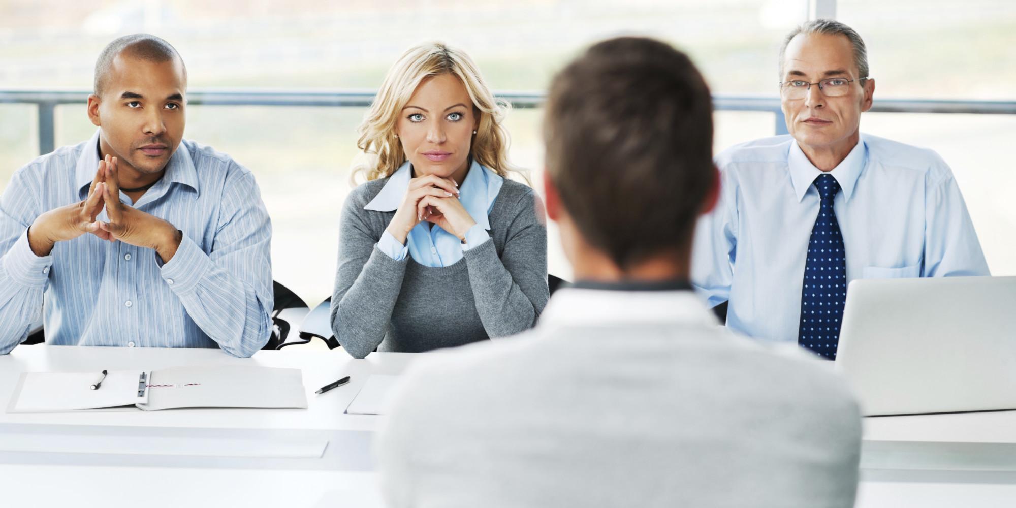 應徵學術職位面試時讓面試委員印象深刻的技巧